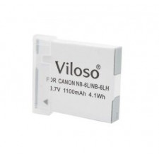 Viloso NB-6L/ NB-6LH Battery For Canon