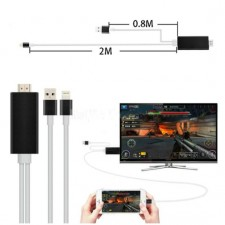Lightning To AV HDMI Cable HDMI port for iphones