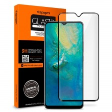 SPIGEN OnePlus 6T Glas.tR Curved Tempered Glass Screen Protector
