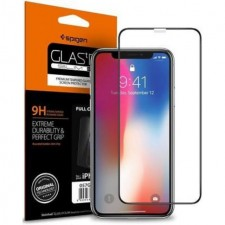 Spigen iPhone XS / iPhone X GLAS.tR Full Coverage