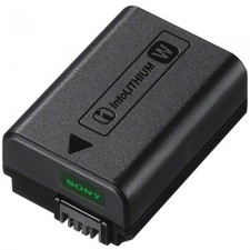 Sony NP-FW50 / FW50 W-series Lithium-Ion Rechargeable Battery Pack