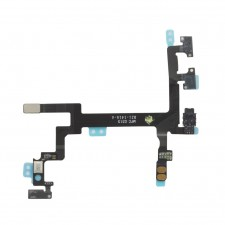 IPHONE 5 VOLUME ON OFF POWER BUTTON FLEX CABLE