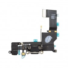 IPhone 5 Charging Port MICROPHONE HEADPHONE JACK FLEX CABLE