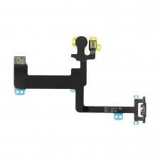 IPhone 6 Plus Power On Off Button & Camera Flash Flex Cable Ribbon