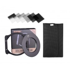 ZOMEI P-Series Metal Holder ND Neutral Density Square Filter Kit Set