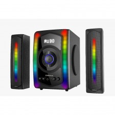 Evo 11 Bluetooth Speaker with FM SD Card USB Input Microphone