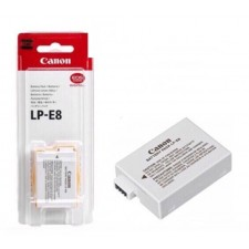 Canon LP-E8 Rechargeable Lithium-Ion Battery Pack