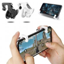 1 Pair Phone Holder Gamepad Trigger Fire Button Smart Phone Joysticks