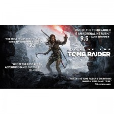 Rise Of The Tomb Raider Offline PC Games with CD