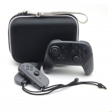 Anti-shock Hard Pouch Square Case for Nintendo Switch and Ps4 Controller