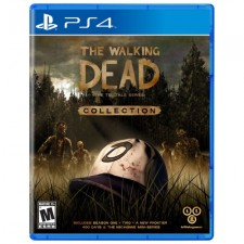 PS4 THE WALKING DEAD:THE TELLTALE GAME SERIES COLLECTION R2