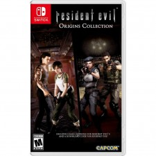 Nintendo Switch Resident Evil Origins Collection (English)