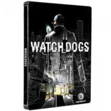 Watch Dogs Steelbook (Without Game)