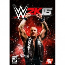 WWE 2K16 Offline with DVD - PC Games