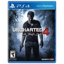 PS4 Uncharted 4 (R2/ENG)