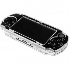Sony PSP 1000 2000 3000 Slim Crystal Case Casing Housing Cover