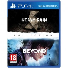 PS4 Heavy Rain & Beyond Two Souls Collection R2 English