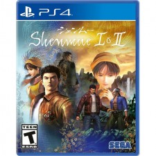 PS4 Shenmue 1 & 2 (R3/ENG/CHN)