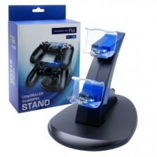 PS4 CONTROLLER CHARGER CHARGING STATION U-TOTE DUAL USB