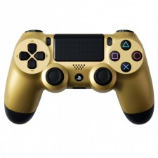 PS4 Sony Dualshock 4 Controller Wireless Gold