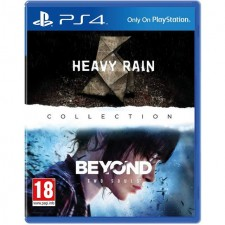 PS4 Heavy Rain And Beyond Two Souls Collection(R3)(English/Chinese)