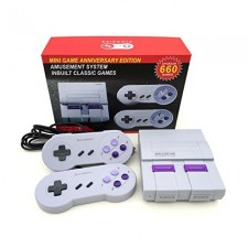 660 Classic Games New Super Nintendo Classic Modded