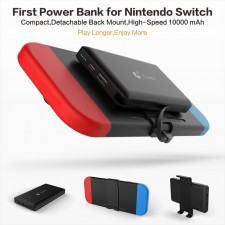 Gulikit Power Bank For Nintendo Switch Fast Charge 10000 mAh