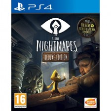 PS4 Little Nightmare Complete Edition(R2)(English)
