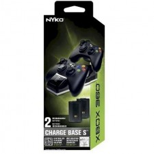 NYKO CHARGE BASE S FOR XBOX 360