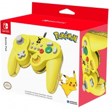 PIKACHU CLASSIC CONTROLLER FOR NINTENDO SWITCH