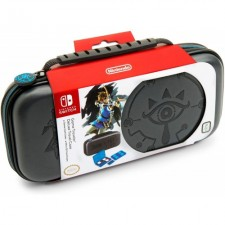 SWITCH OFFICIALLY DELUXE TRAVEL CASE ZELDA ICON BLACK