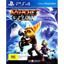 PS4 Ratchet And Clank All/R3 CHN/ENG Sub