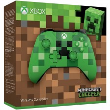 XBOX ONE WIRELESS CONTROLLER (MINECRAFT CREEPER)