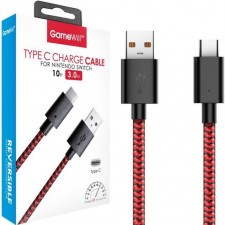 Nintendo Switch Gamewill Type C USB Fast Charge Cable