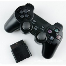 2.4GHz Wireless Gamepad Joystick Controller for PS2 Sony Playstation 2