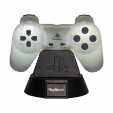 PLAYSTATION OFFICIALLY CONTROLLER ICON LIGHT