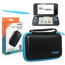 DOBE Carry Case Nintendo 2DS XL/LL Protective Kit