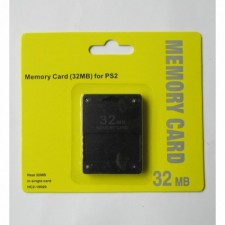 Sony PS2 Playstation 2 High Speed Memory Card 32MB