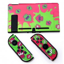 Uogo Dockable Hard Thin Case Cover For Nintendo Switch (Splatoon)