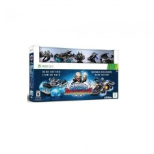 XBOX 360 SKYLANDERS SUPERCHARGERS STARTER PACK DARK EDITION