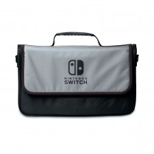 Nintendo Switch Everywhere Messenger Travel Bag Deluxe Case Casing Cover