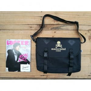 Japan MMJ Homme Messenger Sling Bag Crossbody Bag