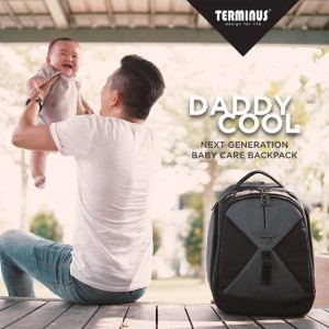 Daddy Cool Diaper Bag