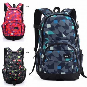 Unisex Graffiti Backpack Travel School Laptop Bag