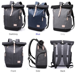 USB Office College High School Office Laptop Quality Backpack
