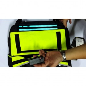 FULL WATERPROOF LED 26L RIDING BAGPACK