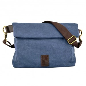 Unisex Men Vintage Canvas Shoulder Bags Sling Bag Cross Body Beg