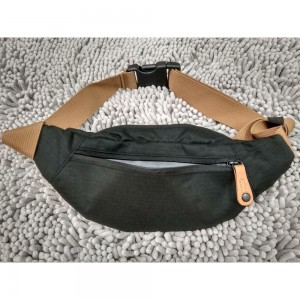 Urban Active Limited Edition Lava Waist Bag Black