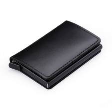 PREMIUM Secrid Single Wallet LEATHER with RFID