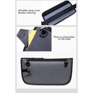 i-Solar Messenger Bag